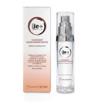 be despigmentante serum corrector 30 ml