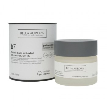 bella aurora b7 antimanchas spf20 50ml