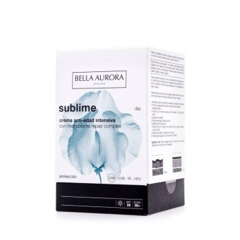 bella aurora sublime crema antiedad dia 50 ml