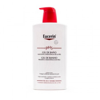 eucerin gel de bano ph5 400 ml