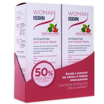 isdin duplo woman antiestrias 250 ml