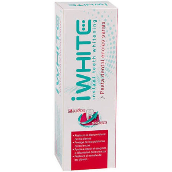 iwhite pasta dental encias sanas 75 ml