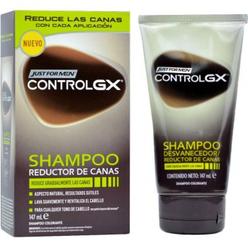just for men control gx champu reductor de canas 147ml