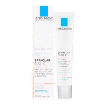 la roche posay effaclar duo unifiant medio 40ml