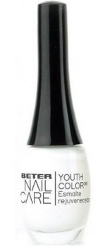 nail care youth color 61 white french manicure beter